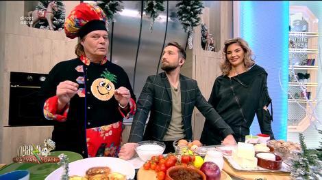Rețeta Zilei - Neatza cu Răzvan şi Dani. Plăcinta lui Moș Crăciun