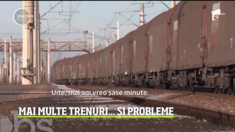CFR Călători a anunţat noul mers al trenurilor. De anul viitor, vor fi mai multe rute pentru navetişti şi locuri în plus în garnituri