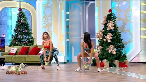 Diana Stejereanu oferă cel mai tare cadou de Crăciun: un meniu de sărbători-cozonacul inclus! Cu un simplu mesaj scapi de grija kilogramelor în plus