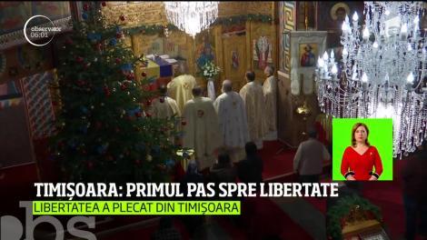 Timișoara, după 30 de ani de când românii şi-au câştigat libertatea în stradă