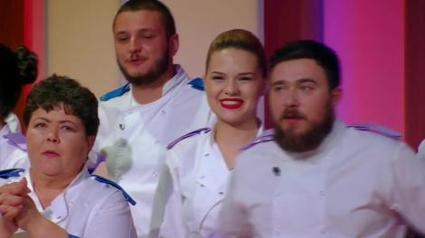 Cuțitul de aur al lui Scărlătescu a strălucit până la final! Alexandru Comerzan a câștigat sezonul 7 al emisiunii Chefi la cuțite!