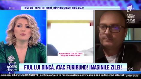 Acces Direct. Alexandru Cumpănașu, amenințat cu răpirea de familia lui Gheorghe Dincă