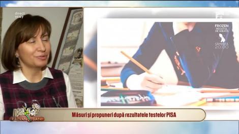 Neatza cu Răzvan și Dani. Măsuri și propuneri după rezultatele dezastruoase ale elevilor la testele PISA