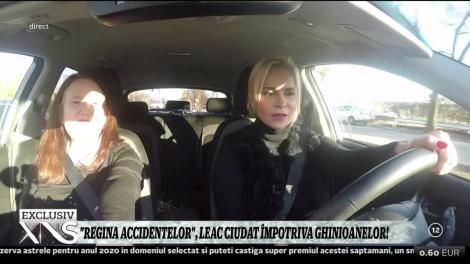 """Paula Chirilă, """"regina accidentelor"""", leac ciudat împotriva ghinioanelor!"""