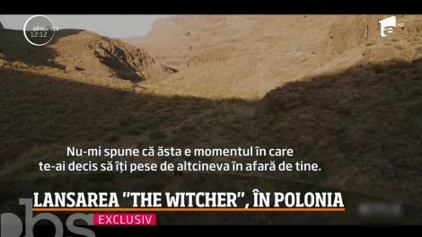 """Lansarea serialului """"The Witcher"""" a avut loc în Polonia"""