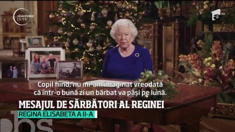 Mesajul de Crăciun al Reginei Elisabeta a II-a