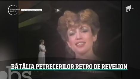 Cum petrec românii de Revelion. Trupele  anilor '80-'90 sunt cap de afiş pe lista concertelor