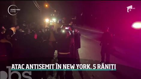 Atac antisemit în New York