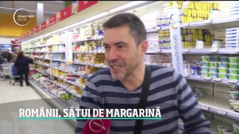 Margarina pierde teren în faţa untului! Producţia cât şi importurile au scăzut cu aproape 20 de procente