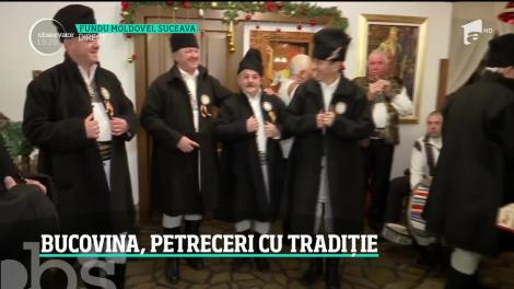 Colindătorii și turiștii cuceresc Bucovina