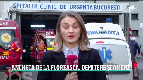 Cutremur la spitalul Floreasca! Chirurgul Mircea Beuran a fost demis. Ceilalti medicii ameninţă cu greva