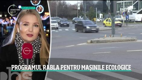 Programul Rabla pentru mașinile ecologice, reluat în luna martie a lui 2020. Cât vor plăti românii pentru un automobil hibrid