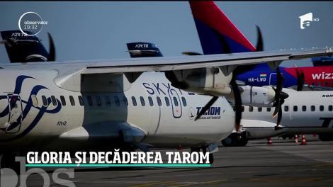 Tarom marchează 50 de ani de la primul zbor al companiei în jurul lumii