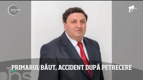 Primarul din Câmpulung Muscel a provocat un accident cu trei victime după ce s-a urcat băut la volan