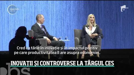 Inovații și controverse la târgul CES