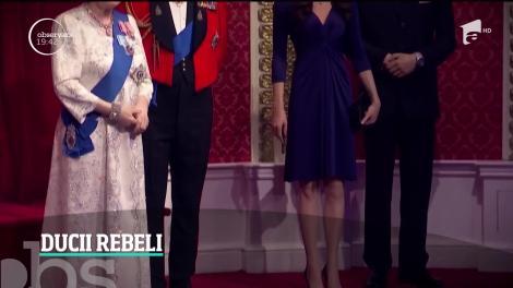 Înainte de Brexit, britanicii sunt martorii altui divorţ. Cel al cuplului Harry şi Megan de Casa Regală a Marii Britanii