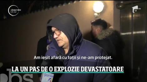 România, la un pas de o explozie devastatoare în sectorul trei al Capitalei