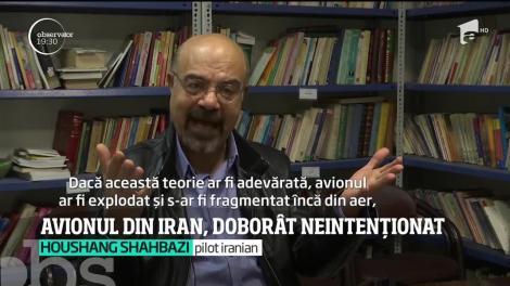 """Ultimele informații despre avionul ucrainean doborât în Teheran: """"A fost o greșeală!"""""""