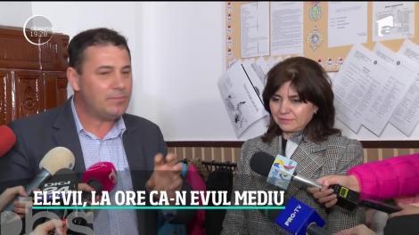 Monica Anisie a început controale neanunţate în şcolile de lângă Capitală
