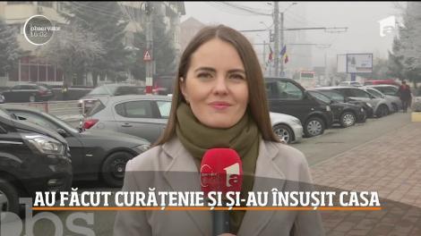 O femeie din Arad, întoarsă din concediu, a constatat că locuinţa i-a fost ocupată abuziv de trei indivizi