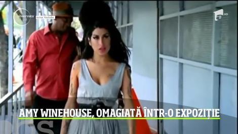 Amy Winehouse, omagiată printr-o expoziţie cu obiecte personale expuse la Muzeul Grammy din Los Angeles