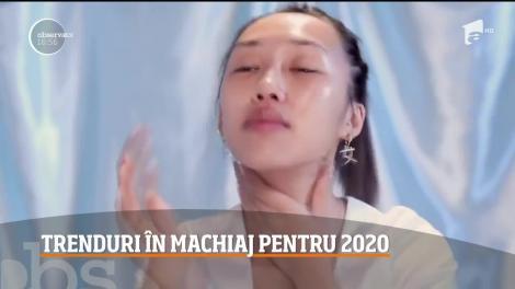 Trenduri în machiaj pentru 2020