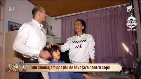 Neatza cu Răzvan și Dani. Cum corectăm postura copiilor