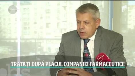 Bolnavi de cancer din România, tratați după placul unei companii farmaceutice. Producătorul inventa strategii