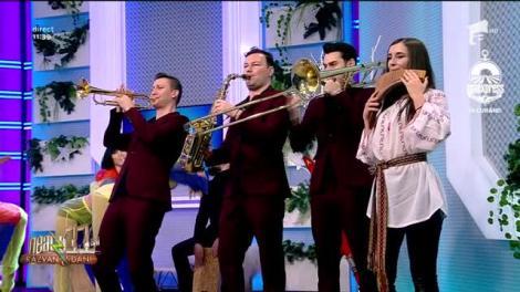 Prestige Orchestra, super colaj la Neatza cu Răzvan și Dani!