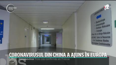 Coronavirusul din China a ajuns in Statele Unite, Europa și Australia. Virusul fără leac se poate transmite printr-o simpla atingere