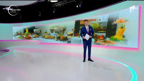 Românii mănâncă tot mai puține cereale, fructe şi legume