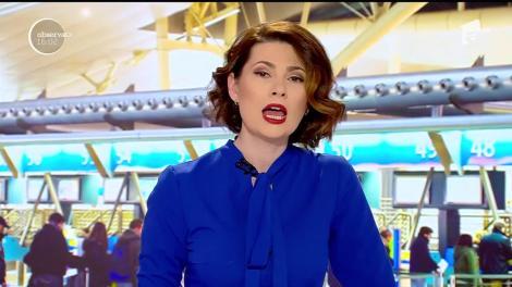 Măsuri speciale pe aeroporturile din România împotriva virusului ucigaş