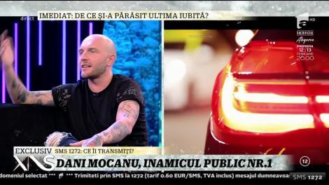 "Xtra Night Show. Dani Mocanu, artistul fenomen: ""Am scos melodii la cerere"""