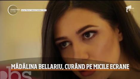 Personaj nou în serialul Sacrificiul! Cine este Mădălina Bellariu, tânăra care a jucat alături de Jude Law