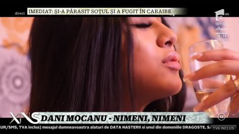 "Dani Mocanu cântă, la Xtra Night Show, melodia ""Nimeni, nimeni"""