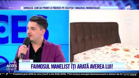 """Răsturnare de situație. Soția Vulpiță a pus ochii pe cântărețul de manele Bogdan de la Ploieşti: """"Mi-a făcut cu ochiul!"""""""