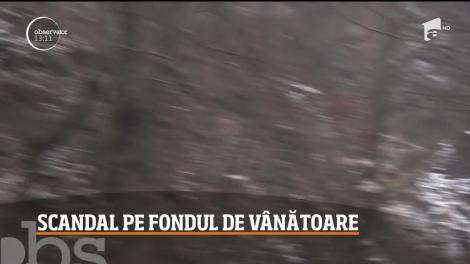 Scandal pe un fond de vânătoare din Bistriţa Năsăud. Leşul unui cal a fost folosit pentru a atrage carnivorele mari în bătaia puştii