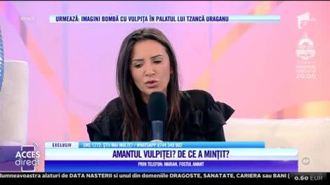 Acces Direct. Marian, amantul Veronicăi, a refuzat să facă detectorul de minciuni! Mirela Vaida a răbufnit: Ne-ai cerut 3000 de euro!