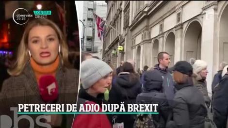 Marea Britanie se desparte oficial de Uniunea Europeană, după aproape jumătate de secol de parteneriat