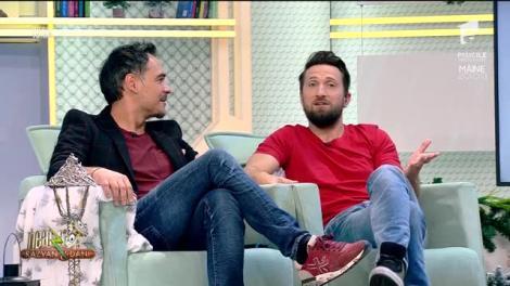 Neatza cu Răzvan și Dani. Dani Oțil știe să cânte pe note la pian: Am învățat în 40 de nopți! Îmi plăcea de o fată și doar așa puteam s-o impresionez