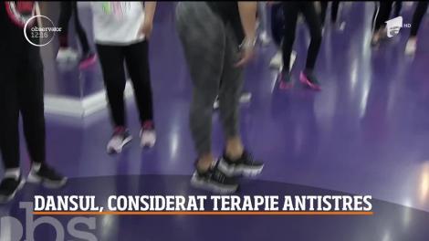 Dansul, considerat terapie antistres. Acest sport are multiple beneficii pentru sănătate
