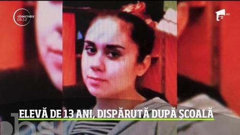 Alertă în Timişoara! Denisa, o elevă de 13 ani, nu a mai ajuns acasă, după ce a plecat de la școală! VIDEO