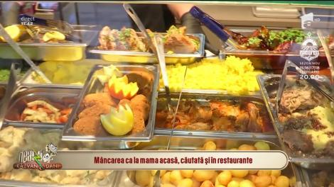 Restaurantele cu mâncare ca la mama acasă sunt la mare căutare