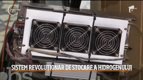 Sistem revoluționar de stocare a hidrogenului, la Universitatea Tehnică Gheorghe Asachi din Iaşi
