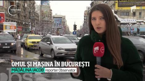 Capitala conduce în topul oraşelor aglomerate şi poluate! Fiecare om are o maşină în Bucureşti
