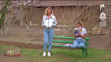 Amintitri din copilărie de Ramona Olaru. Ce făcea vecina în urmă cu 12 ani, atunci când se lansa Neatza cu Răzvan şi Dani la Antena 1
