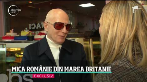 Un cartier londonez este acasă pentru mii de români care şi-au clădit afaceri de succes în Regatul Unit