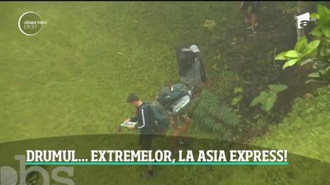 Imagini în avanpremieră din sezonul 3 al emisiunii Asia Express! Drumul Comorilor pune vedetele la grea încercare