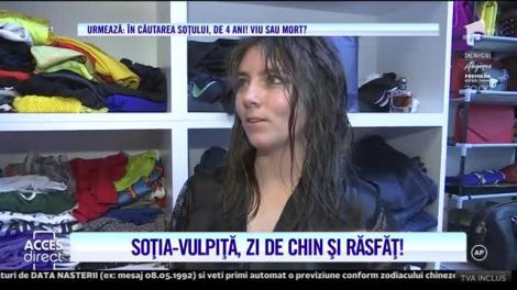 Vulpiţa, zi de răsfăţ şi distracţie! S-a răsfățat că o tânără care trăieşte în București!
