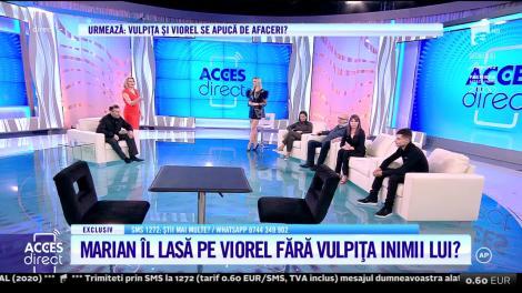 Scandal monstru la Acces Direct! Viorel Steagaru și Marian, despărțiți de Mirela Vaida!